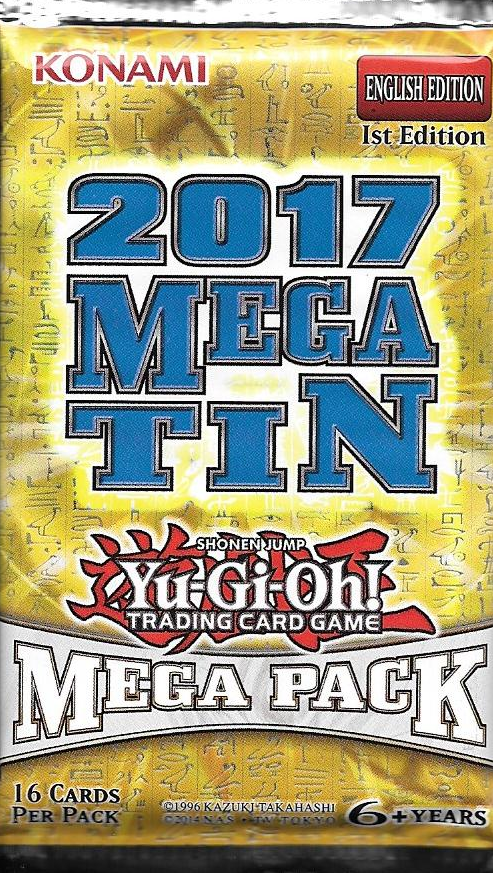 2017 Mega-Tin Mega Pack