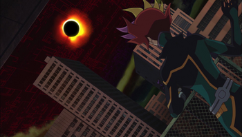 Yu-Gi-Oh! VRAINS - Episode 022