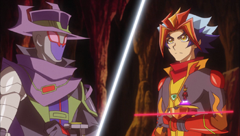 Yu-Gi-Oh! VRAINS - Episode 063