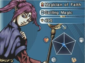 Magician of Faith