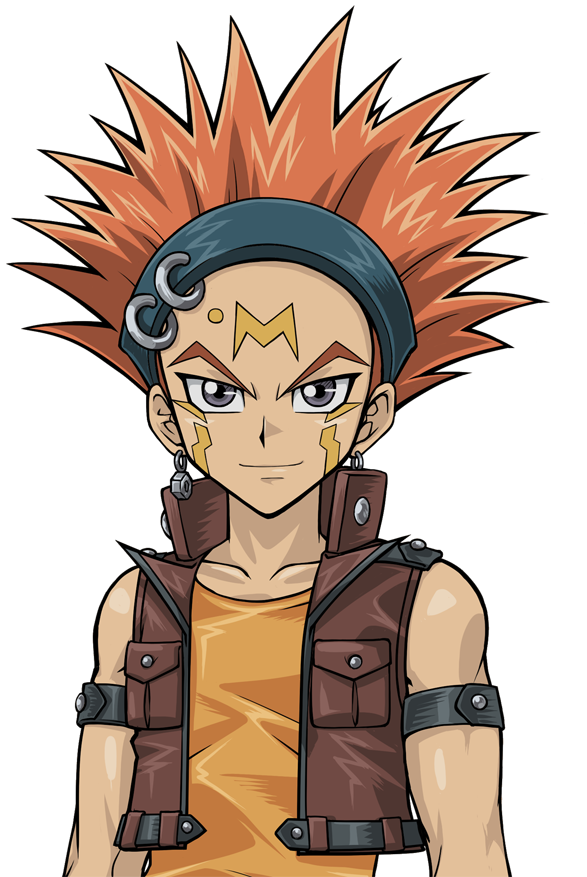 Crow Hogan (Legacy of the Duelist)