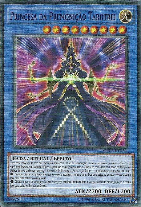 Prediction Princess Tarotrei