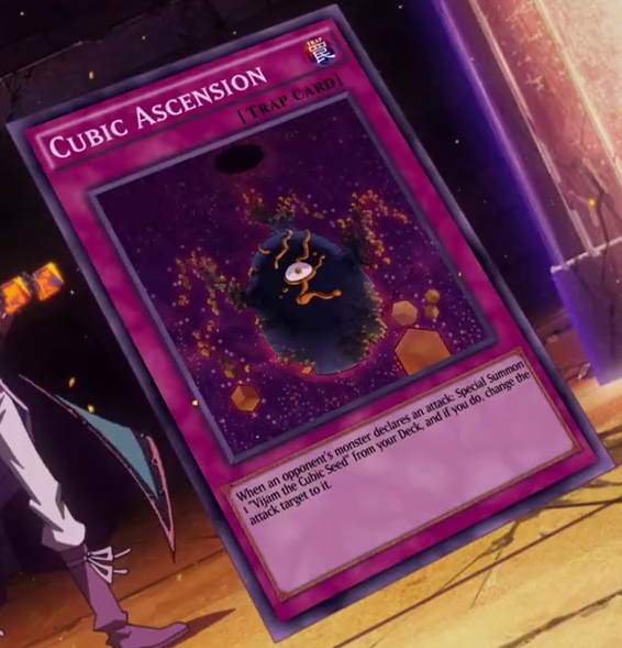 Cubic Ascension (anime)