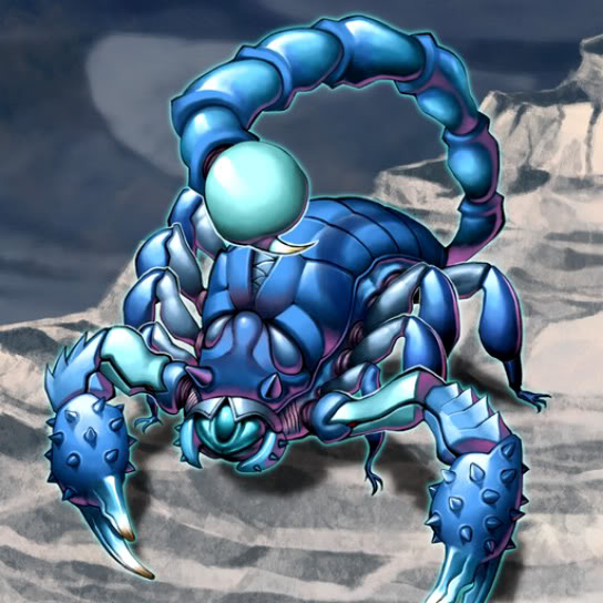 Demone Scorpione
