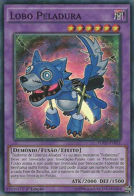 Frightfur Wolf