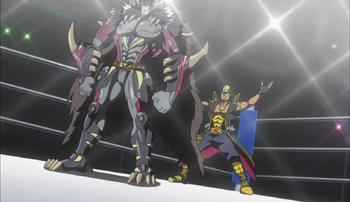 Yu-Gi-Oh! VRAINS - Episode 004