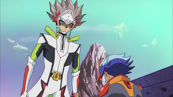 Yu-Gi-Oh! VRAINS - Episode 084