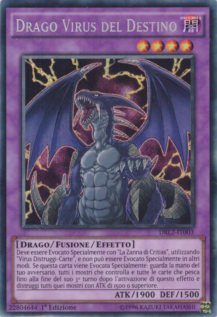 Dragons of Legend 2 (TCG-IT-1E)