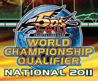 Yu-Gi-Oh! World Championship Qualifier National Championships 2011 prize cards