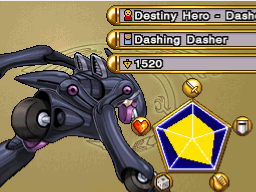 Destiny Hero - Dasher