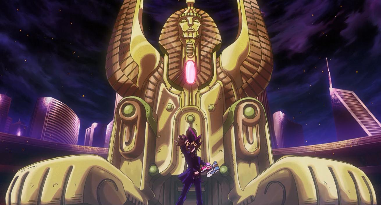 Dimension Sphinx (anime)