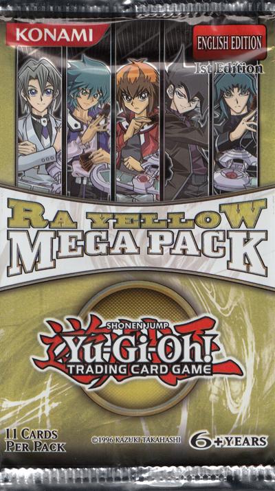 Ra Yellow Mega Pack