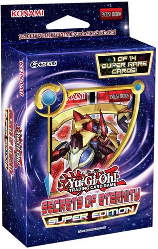 Secrets of Eternity Super Edition