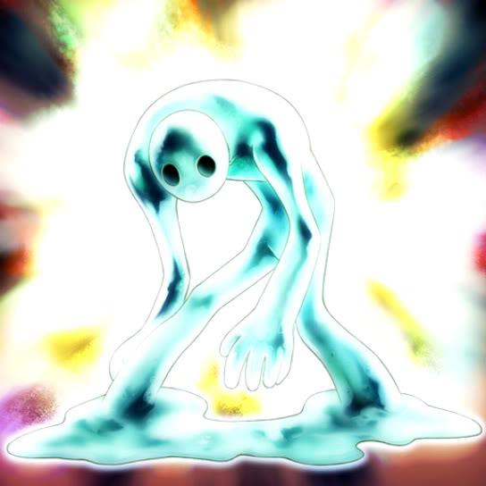Muschio Luminoso Neo-Spaziale