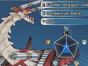 Fusilier Dragon, the Dual-Mode Beast