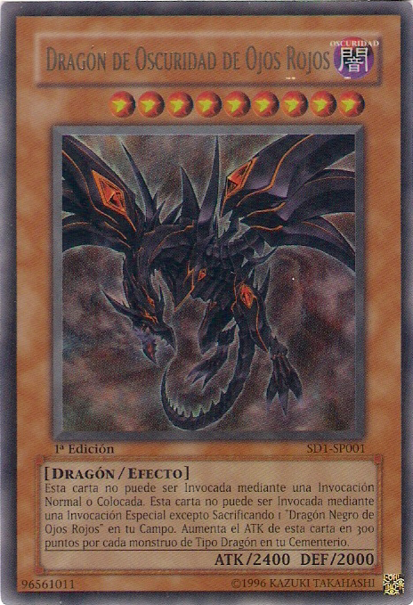 Structure Deck - Dragon's Roar (TCG-SP-1E)