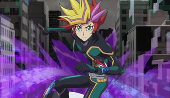 Yu-Gi-Oh! VRAINS - Episode 001