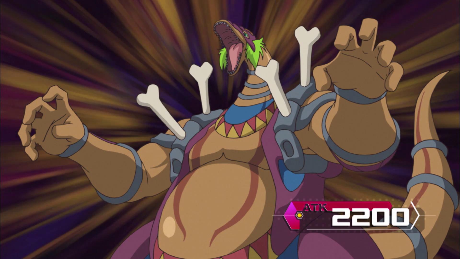 Dinowrestler Eskrimamenchi (anime)