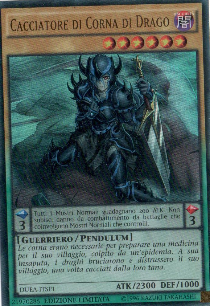 Duelist Alliance Sneak Peek Participation Card (TCG-IT-LE)
