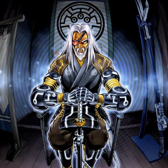 Gran Maestro dei Sei Samurai