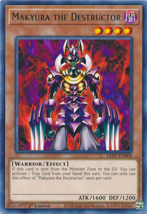 Makyura the Destructor