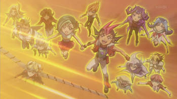 Yu-Gi-Oh! ZEXAL - Episode 146