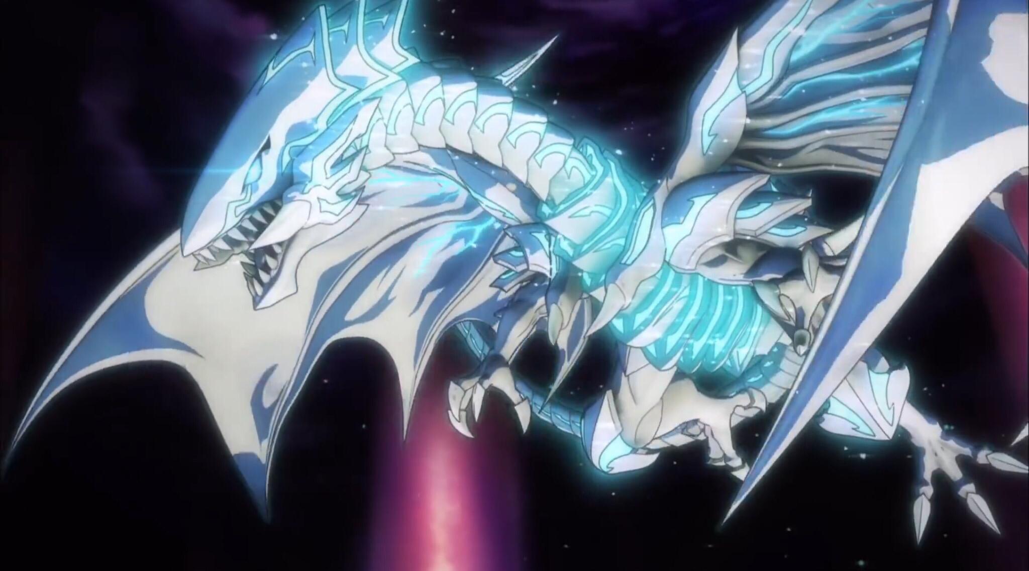 Blue-Eyes Alternative White Dragon (anime)
