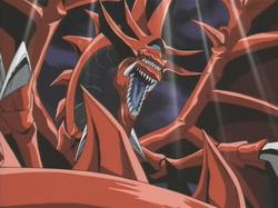 Slifer The Sky Dragon Anime Yu Gi Oh Wiki Fandom