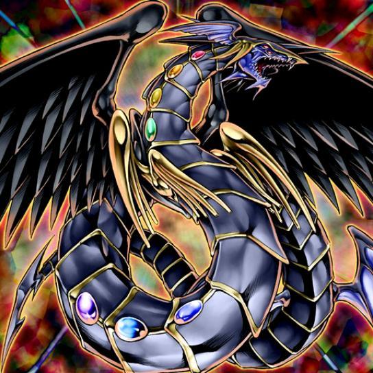 Drago Arcobaleno Oscuro