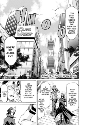 Yu-Gi-Oh! ARC-V - Scale 019