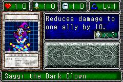 Saggi the Dark Clown (DDM)