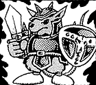 Beaver Warrior (manga)