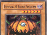 Pumpking the King of Ghosts