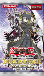 Duelist Pack: Chazz Princeton