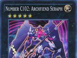 Number C102: Archfiend Seraph