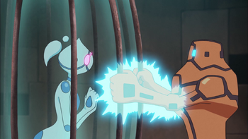 Yu-Gi-Oh! VRAINS - Episode 074