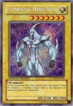 Néos Yu-Gi-OH HÉROS Élémentaire SDHS-FR007 1st
