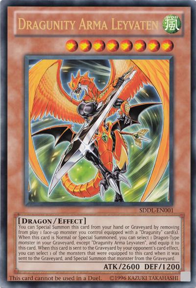 Dragunity Blast (TCG-EN-UE)