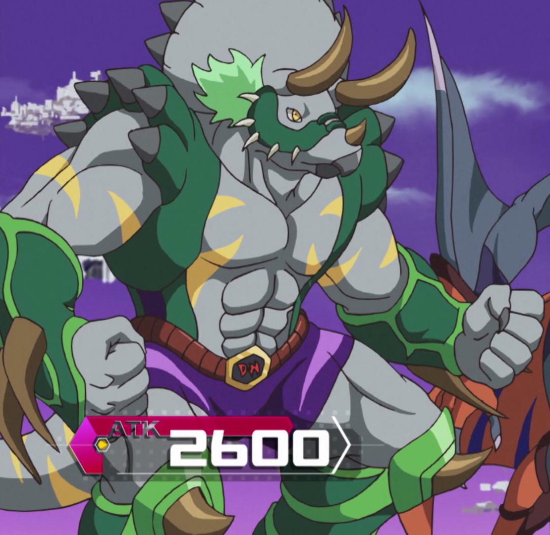 Dinowrestler Pankratops (anime)