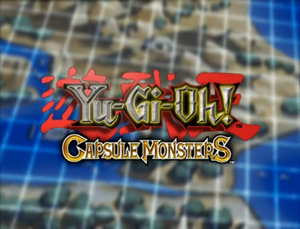Yu-Gi-Oh! Capsule Monsters logo