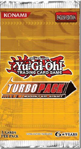 Turbo Pack: Booster Eight