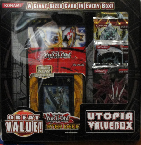 Utopia Value Box