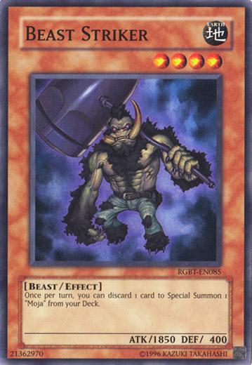 Beast Striker