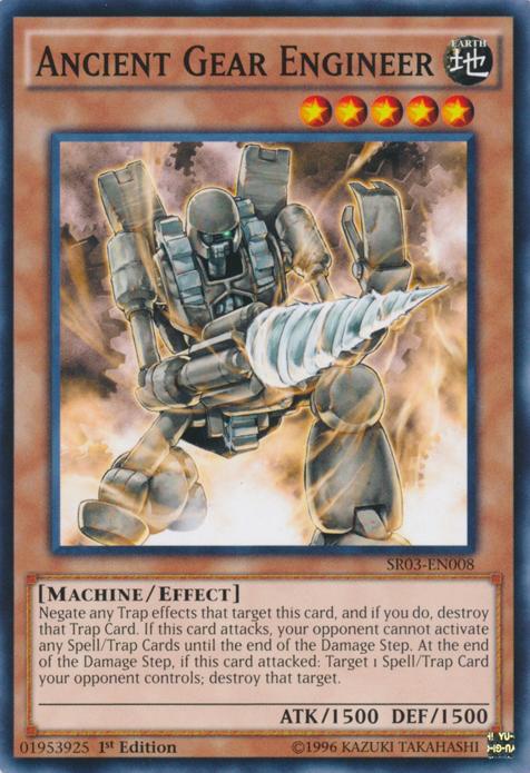 Ancient Gear Engineer