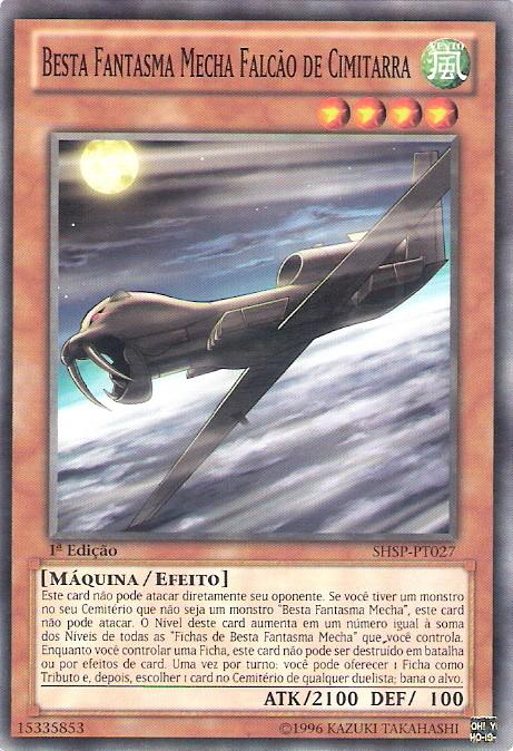 Mecha Phantom Beast Sabre Hawk