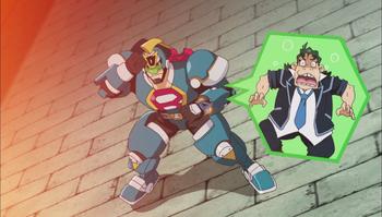 Yu-Gi-Oh! VRAINS - Episode 060