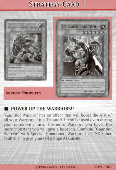 Power up the Warriors!!
