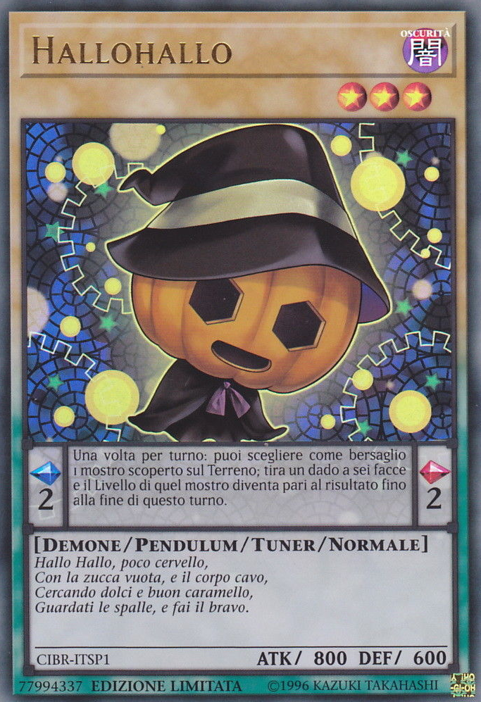 Circuit Break Sneak Peek Participation Card (TCG-IT-LE)