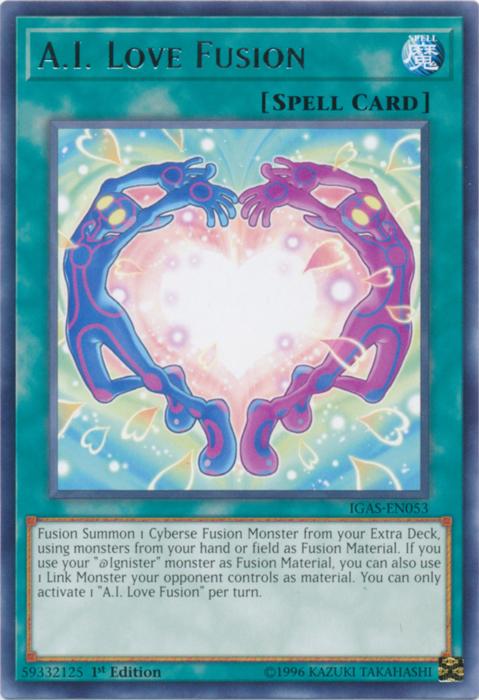 A.I. Love Fusion
