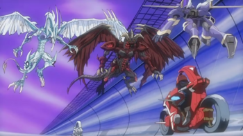 Yu-Gi-Oh! 5D's - Episode 004